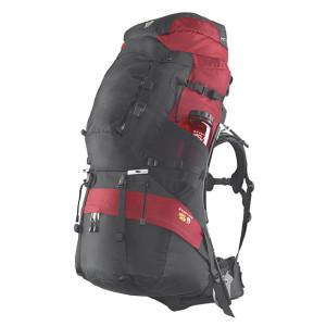 photo: Mountain Hardwear Solitude external frame backpack