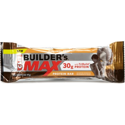 photo: Clif Builder's MAX nutrition bar