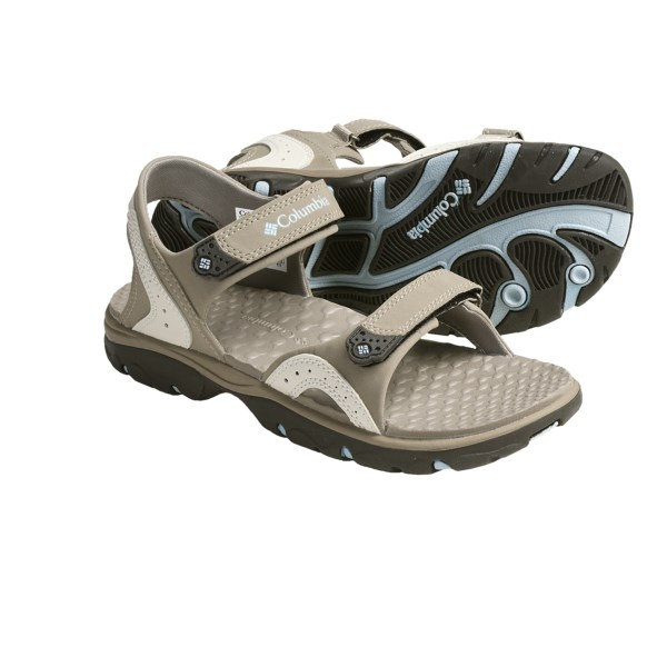 photo: Columbia Riptide Sandal sport sandal