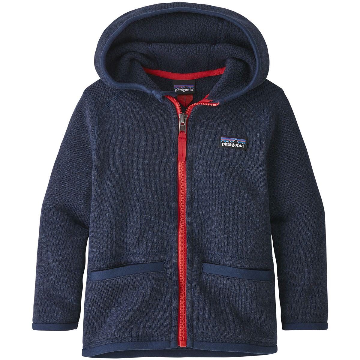 photo: Patagonia Boys' Better Sweater Jacket fleece jacket