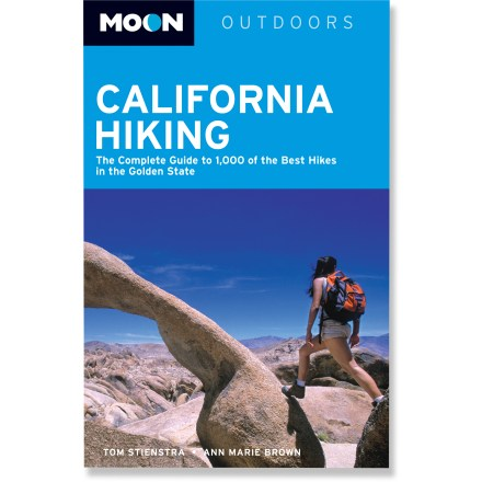 Moon Outdoors California Hiking 8th Edition