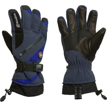 photo: Grandoe Tundra Nylon Glove insulated glove/mitten