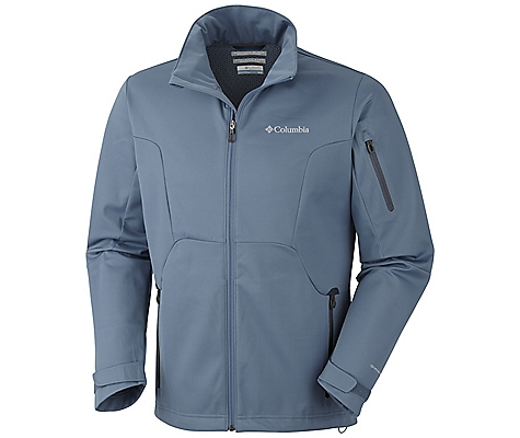 photo: Columbia Men's Million Air Softshell soft shell jacket