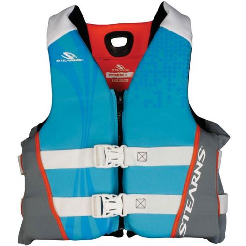 photo: Stearns Women's V1 Series Hydroprene Life Jacket life jacket/pfd