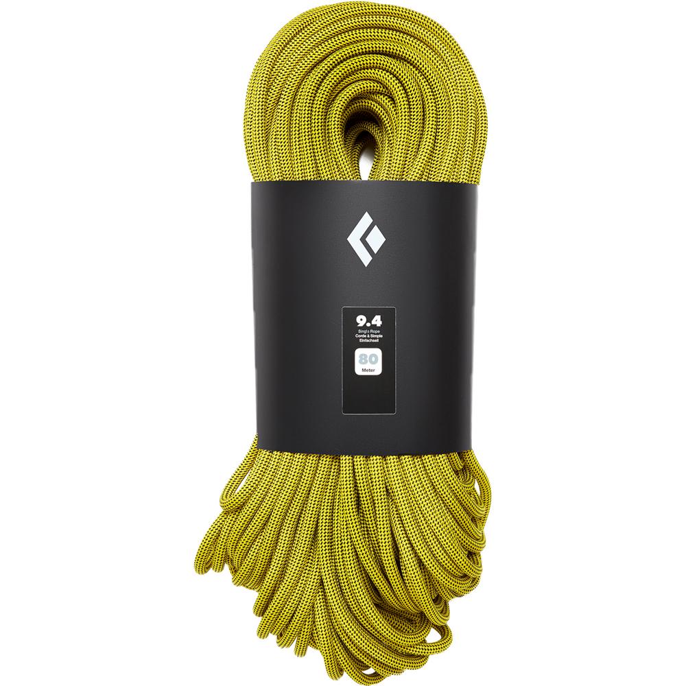 photo: Black Diamond 9.4 Climbing Rope dynamic rope