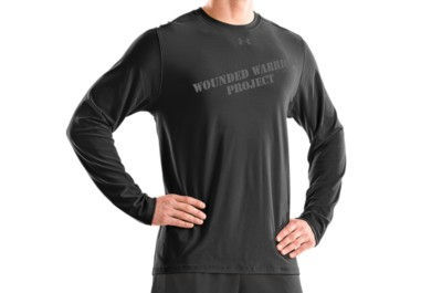photo: Under Armour WWP LS Graphic T Shirt long sleeve performance top