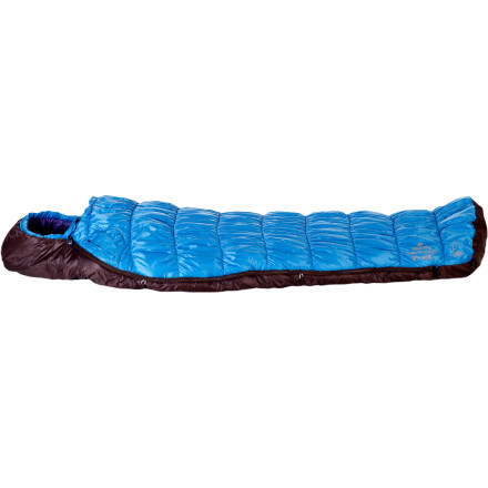 photo: Sierra Designs Euphoria 30º 3-season synthetic sleeping bag