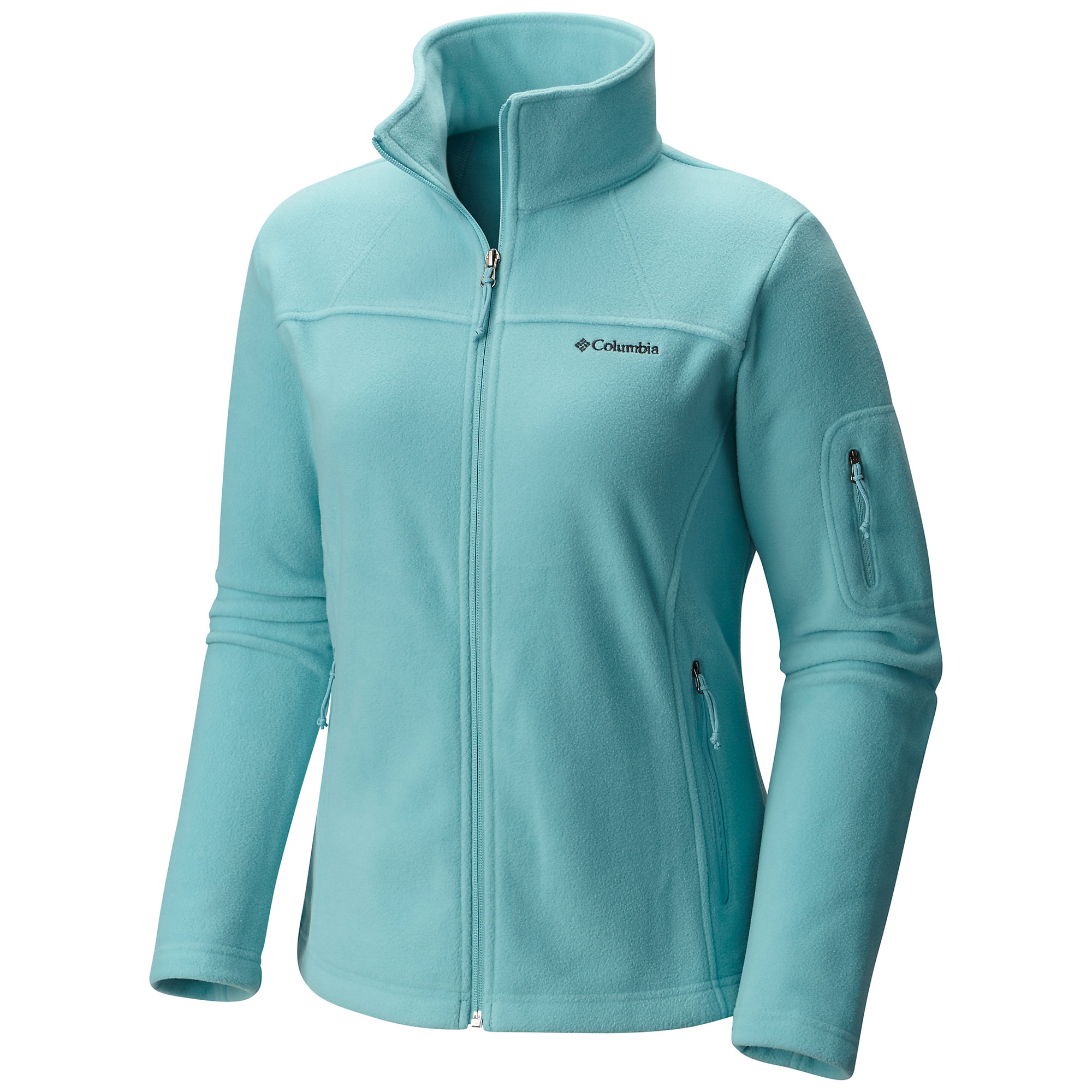 photo: Columbia Women's Fast Trek II Full Zip Fleece fleece jacket