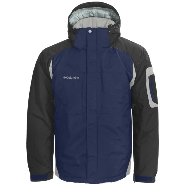 photo: Columbia Z Clip Parka synthetic insulated jacket