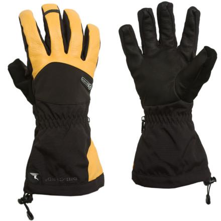 photo: Grandoe Logan Mountaineering Glove insulated glove/mitten
