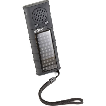 eGear Solar USB Travel Kit