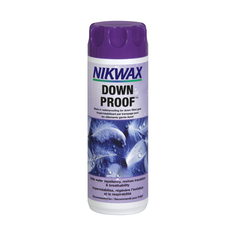 photo: Nikwax Down Proof down cleaner/treatment