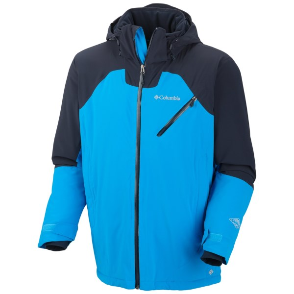 Columbia Wildcat III Soft Shell
