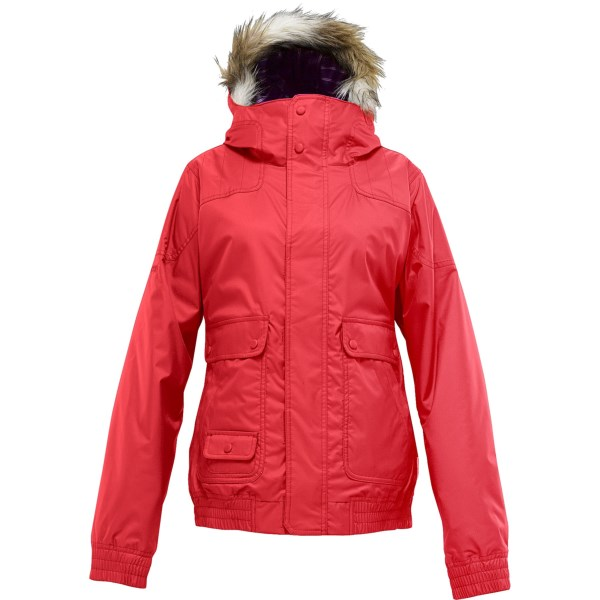 photo: Burton Tabloid Jacket snowsport jacket