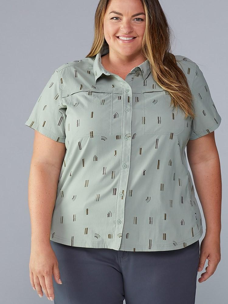 photo: REI Sahara Shirt hiking shirt