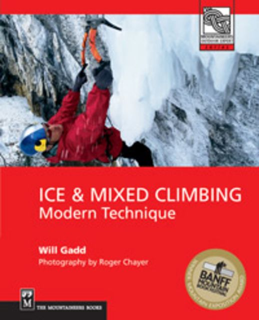 photo: The Mountaineers Books Gym Climbing: Maximizing Your Indoor Experience climbing book