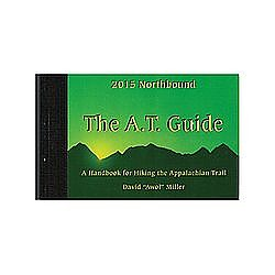 photo:   The A.T. Guide (2016 Northbound) camping/hiking/backpacking book