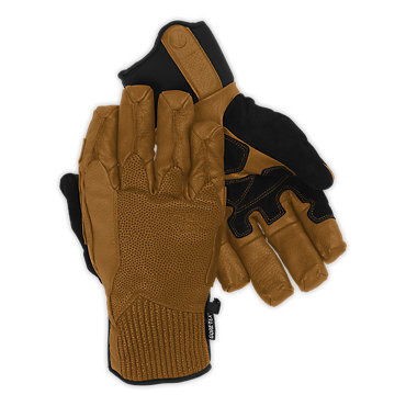 photo: The North Face Mountain Saiku Glove insulated glove/mitten