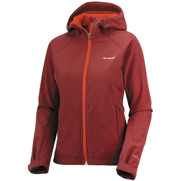 photo: Columbia Phurtec Soft Shell soft shell jacket
