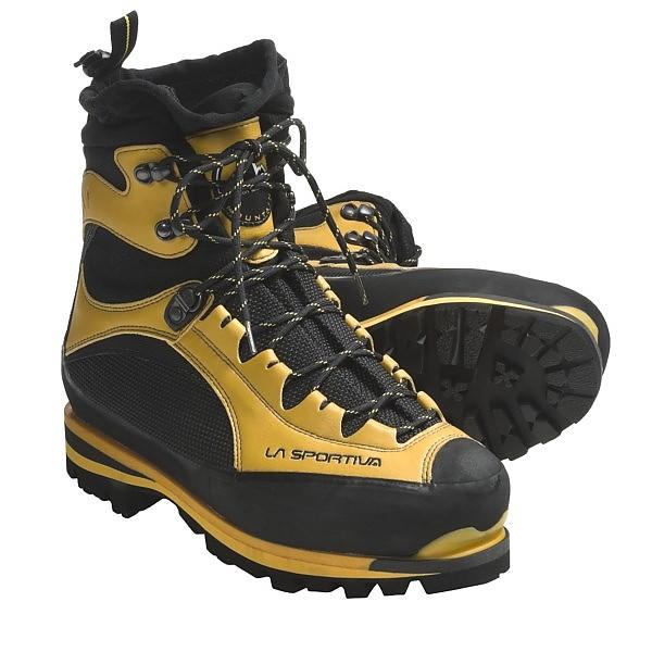 photo: La Sportiva Trango Prime mountaineering boot