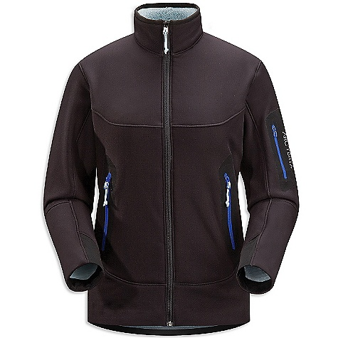photo: Arc'teryx Women's Hyllus Jacket fleece jacket