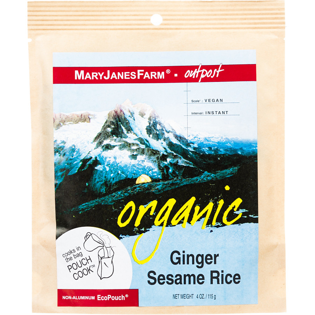 photo: Mary Janes Farm Organic Ginger Sesame Pasta vegetarian entrée