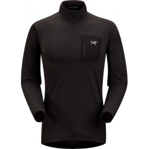 photo: Arc'teryx Rho LT Zip Neck base layer top