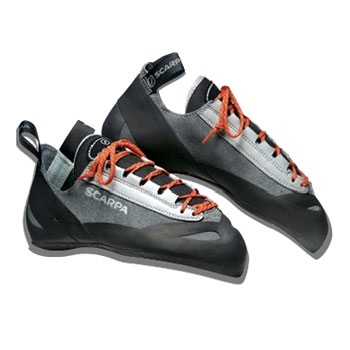 photo: Scarpa Dominator climbing shoe