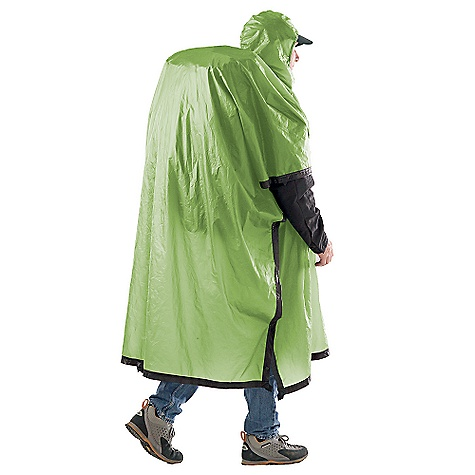photo: Sea to Summit Ultra-Sil Tarp-Poncho waterproof jacket