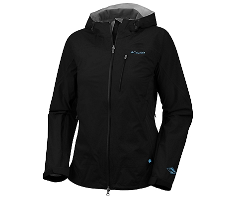 photo: Columbia Women's Tech Attack Shell waterproof jacket