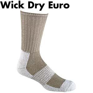 Fox River Wick Dry Euro Crew Sock