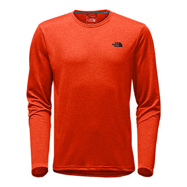 photo: The North Face Long-Sleeve Reaxion Amp Crew long sleeve performance top