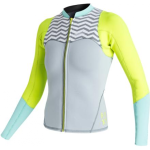 Roxy XY 2mm Front Zip GBS Jacket