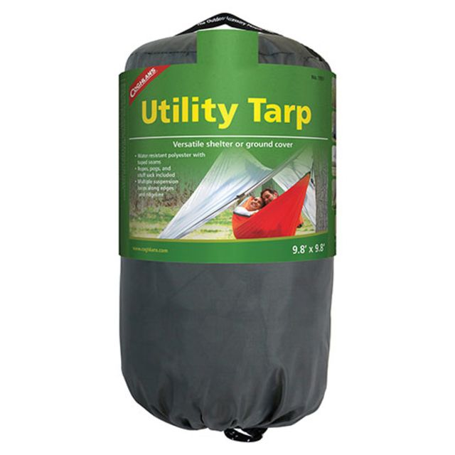 photo: Coghlan's Utility Tarp tarp/shelter
