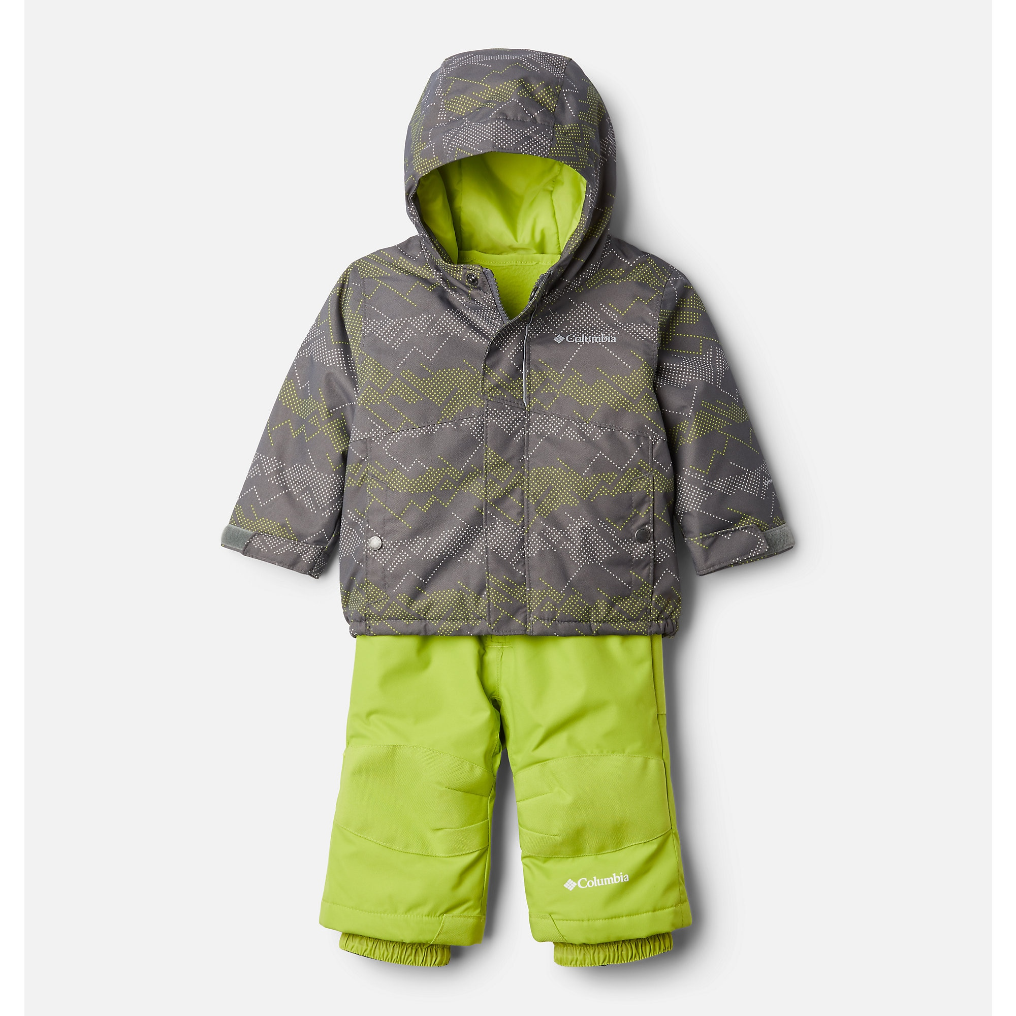 photo: Columbia Buga Set kids' snowsuit/bunting
