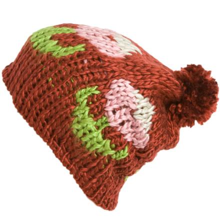 photo: Holden Flower Beanie winter hat