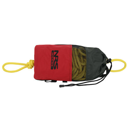 photo: NRS Standard Rescue Throw Bag throw bag/rope
