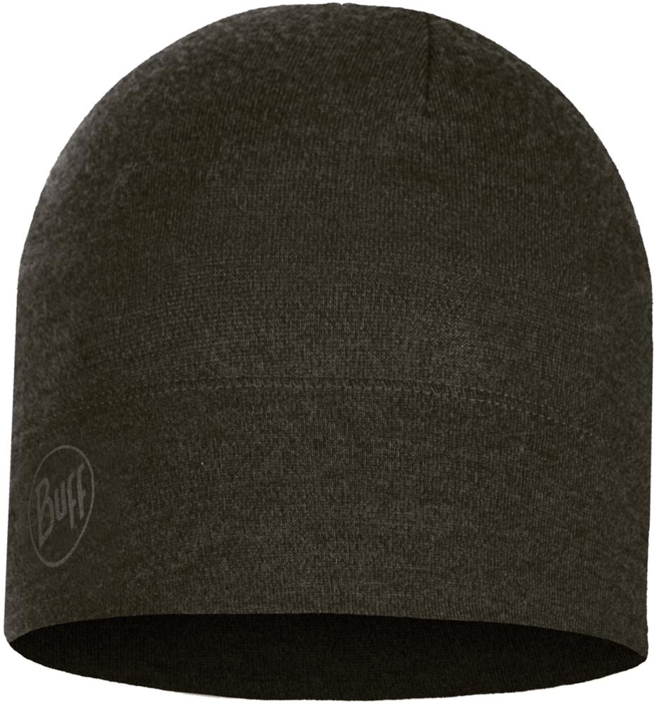 Buff Midweight Merino Wool Hat