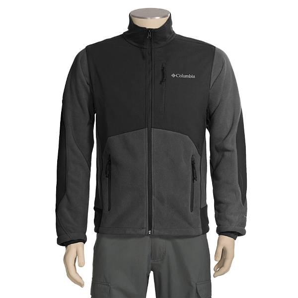 photo: Columbia Ballistic Fleece fleece jacket