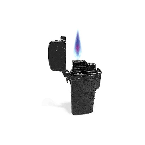 photo: Solo Storm Lighter fire starter