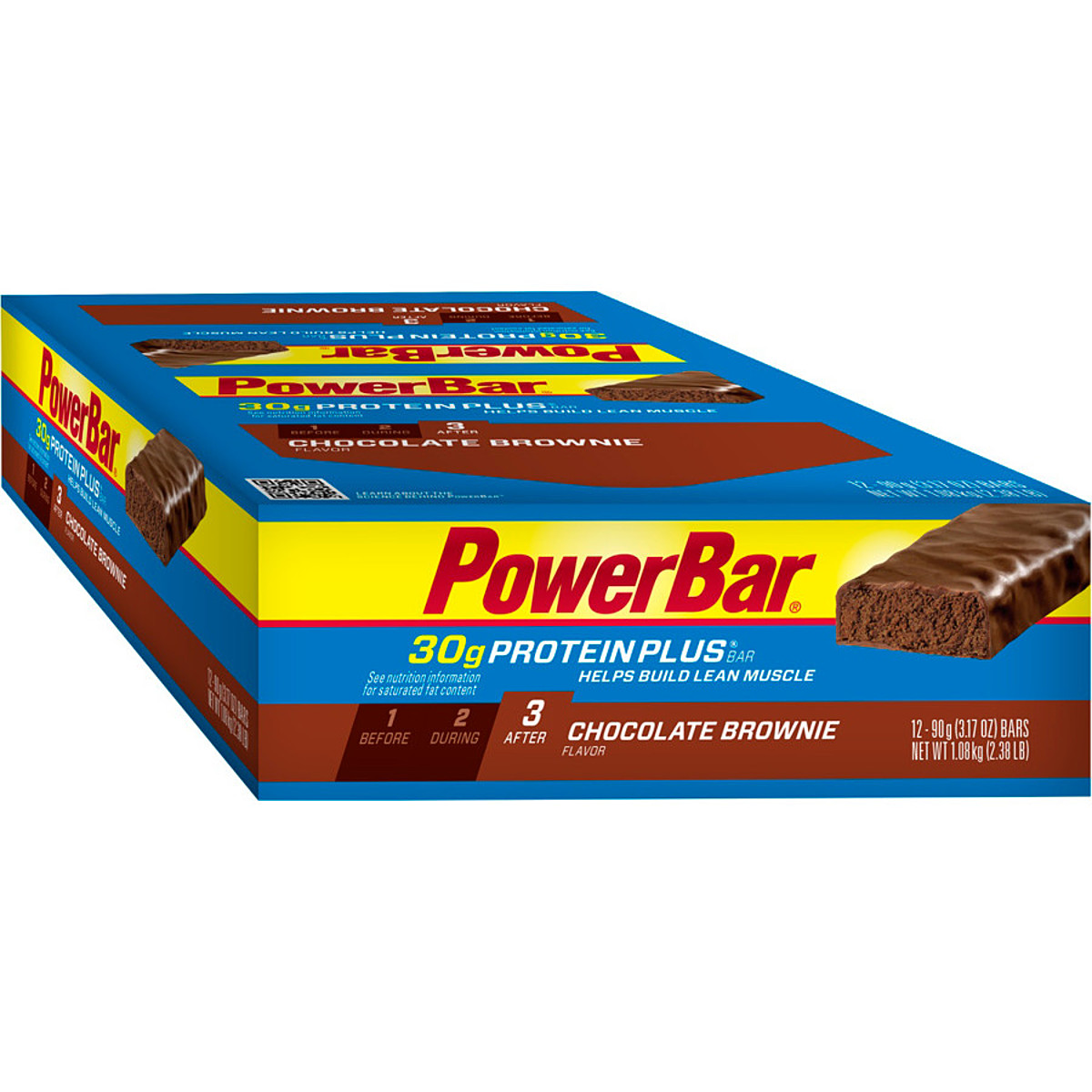 photo: PowerBar ProteinPlus bar