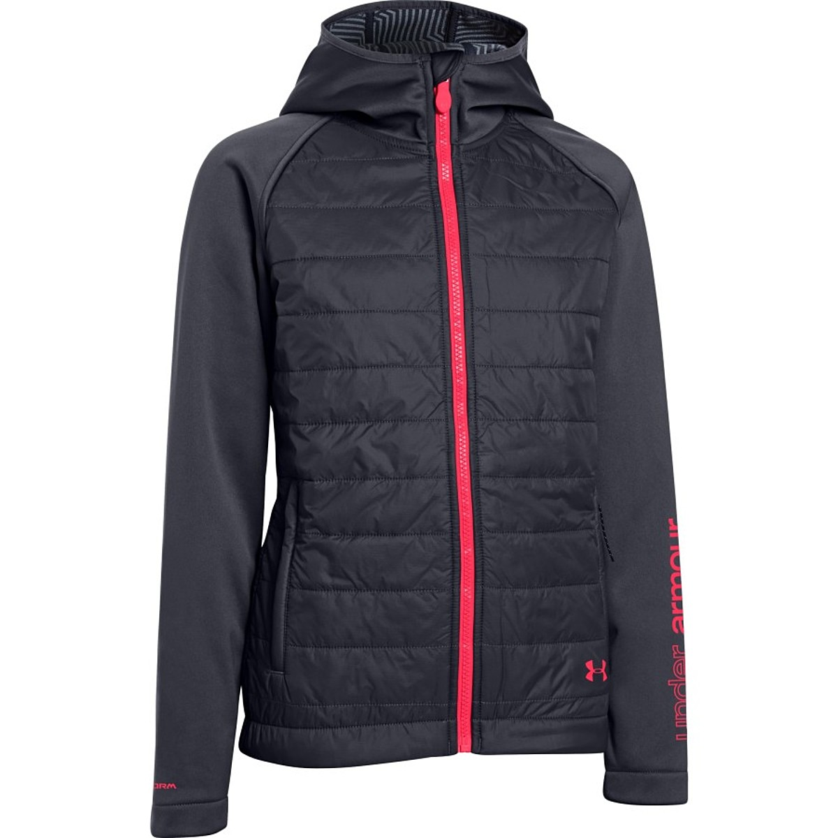 photo: Under Armour Girls' ColdGear Infrared Werewolf Jacket synthetic insulated jacket