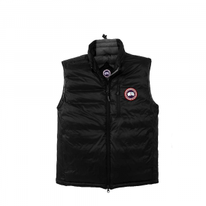 photo: Canada Goose Lodge Vest down insulated vest