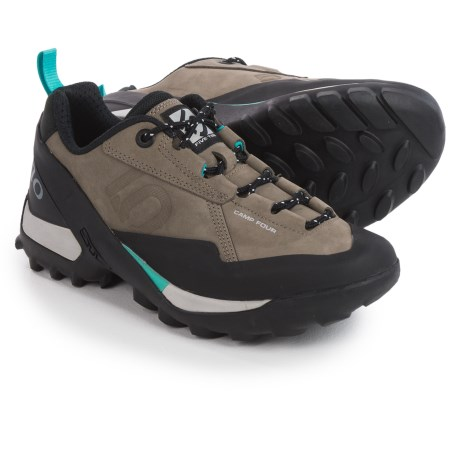 photo: Five Ten Women's Camp Four approach shoe