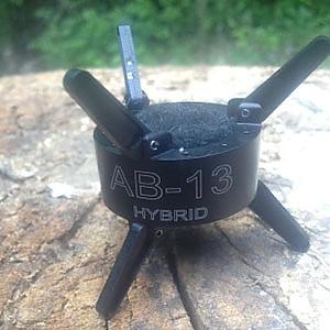 photo: TATO Gear AB-13 Hybrid alcohol stove