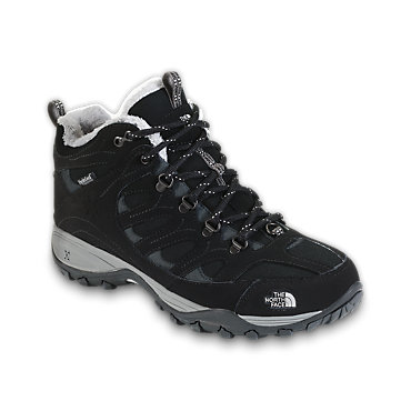 photo: The North Face Snow-drift Mid hiking boot