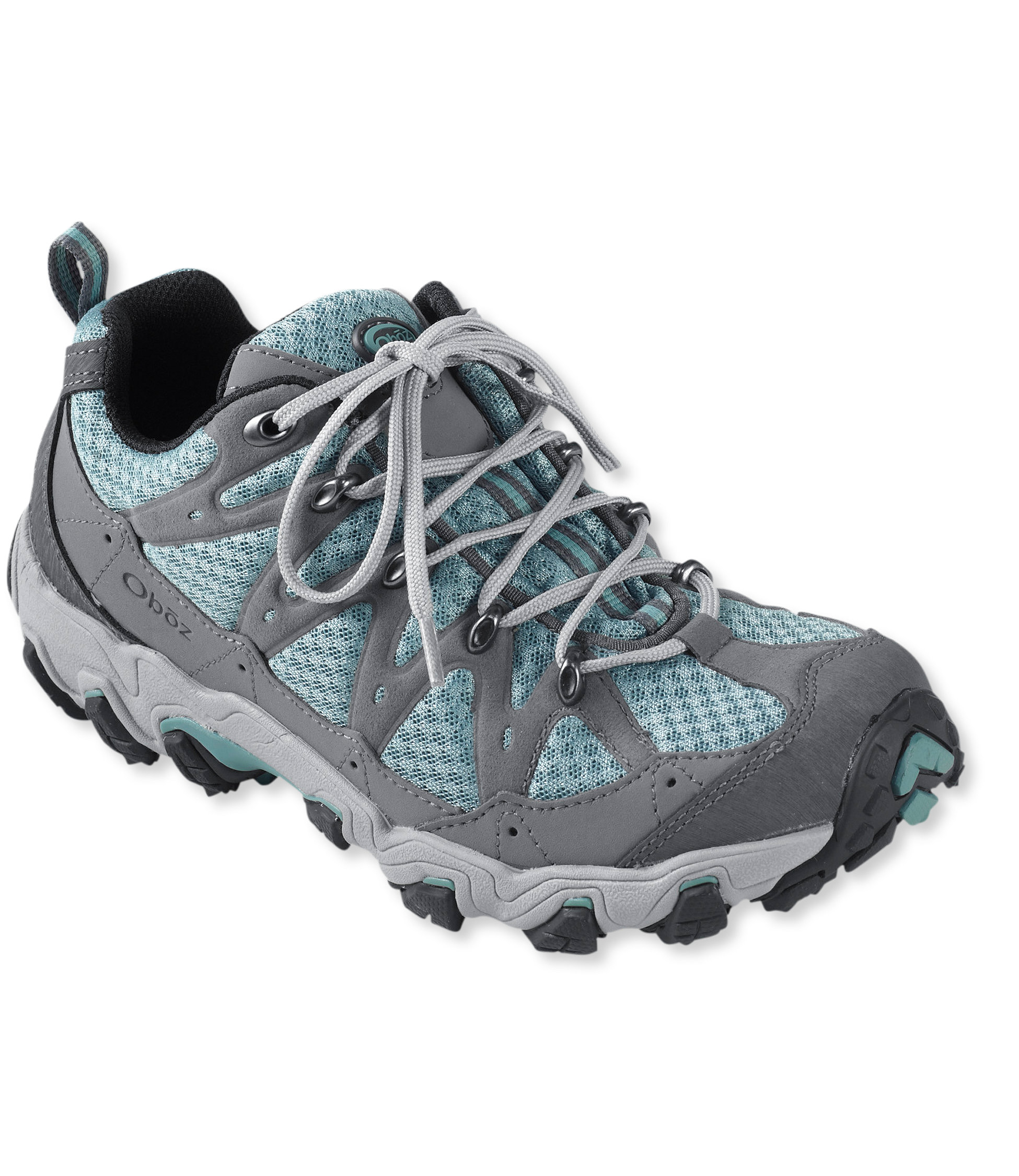 photo: Oboz Luna Low trail shoe