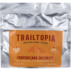 Trailtopia Cheesecake Dessert