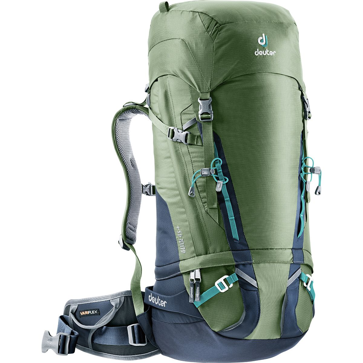 photo: Deuter Guide 45+ overnight pack (35-49l)