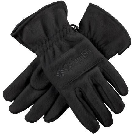 photo: Columbia Wintertrainer II Glove fleece glove/mitten